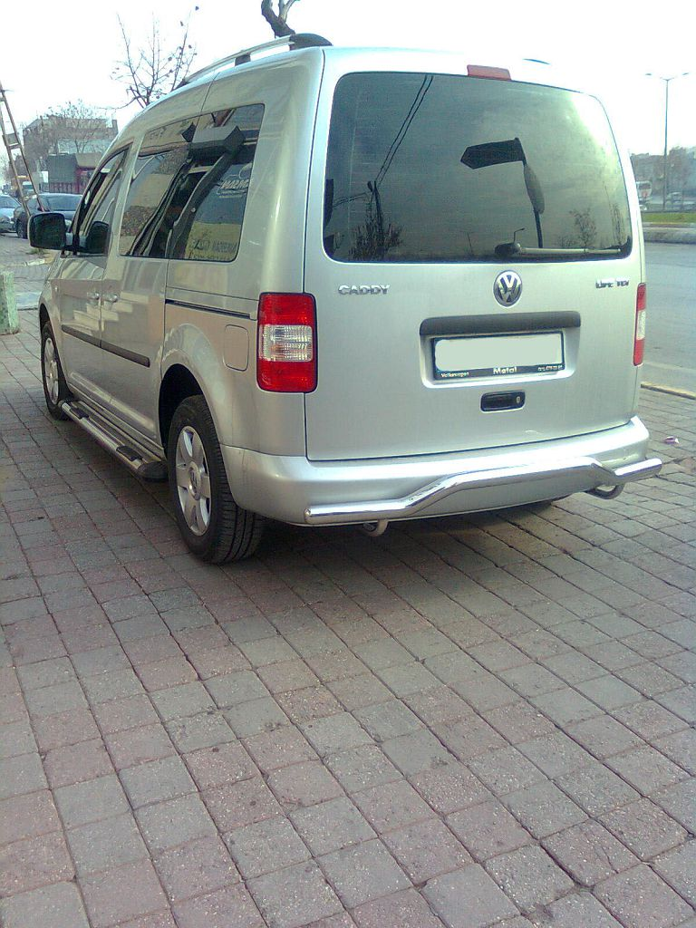 Волна (Чайка) Volkswagen Caddy 2004-2010 фото