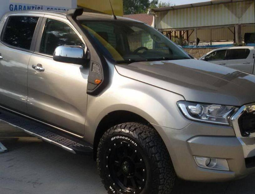Шноркель на Ford Ranger 2013+ Safari фото